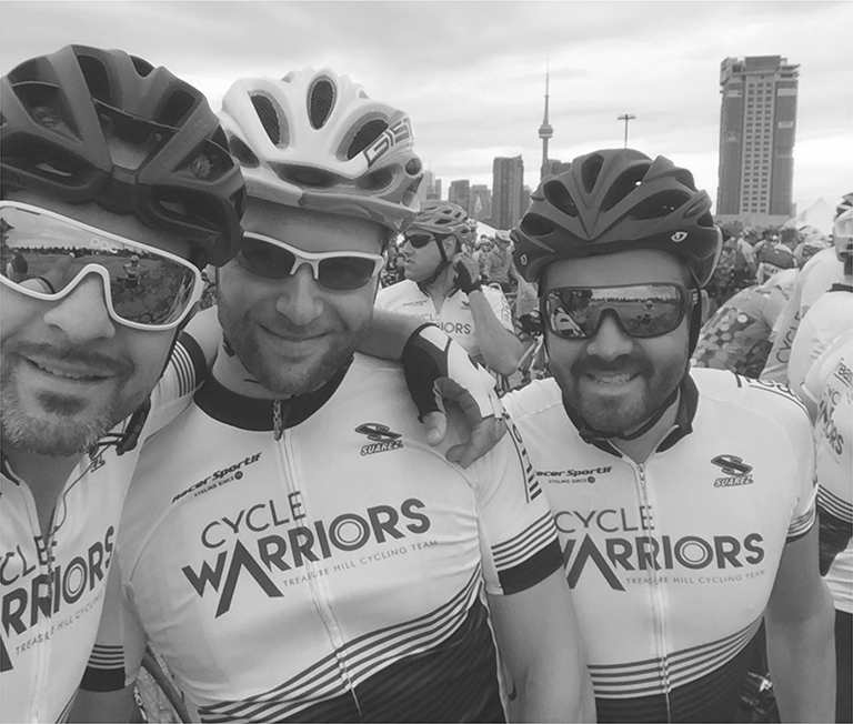 About The Ride to Conquor Cancer